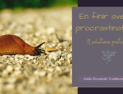 11 solutions pratiques pour en finir avec la procrastination !